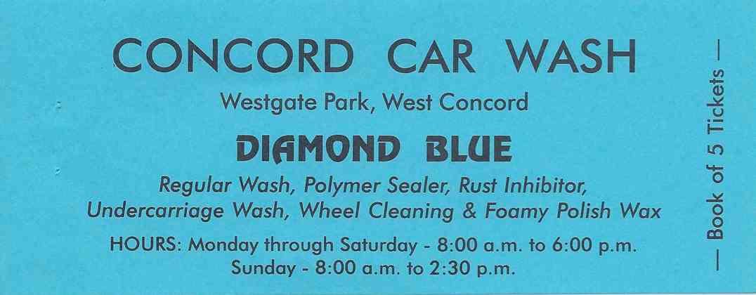 Car wash coupons concord ca